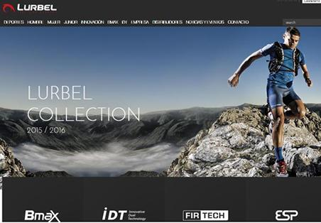 Lurbel upgrades its website