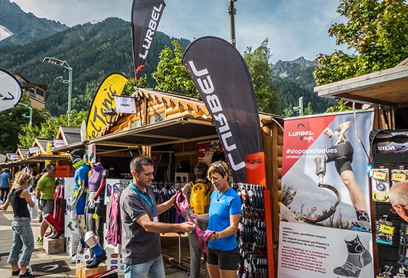 Reinforced presence of Lurbel in the second year as exhibitor at the Ultra-Trail® Show