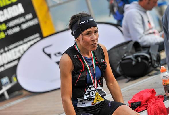 Laura Sola finishes 12th in the Skyrunning World Cup 2016