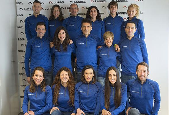 Lurbel Team 2018, seven new faces, new image and new cosponsor