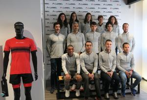 Lurbel Presents its 2019 Competition Team