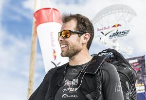 The pilot Patrick Von Känel, equipped by Lurbel, finishes eighth in the Red Bull X Alps 2019